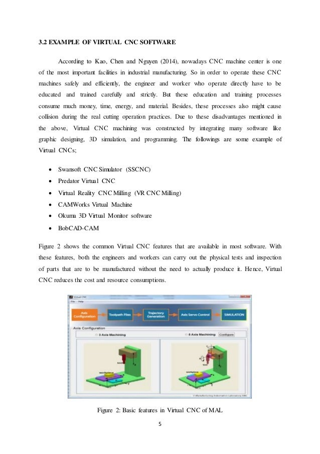 CNC: 2 5D AXIS vs  VIRTUAL CNC