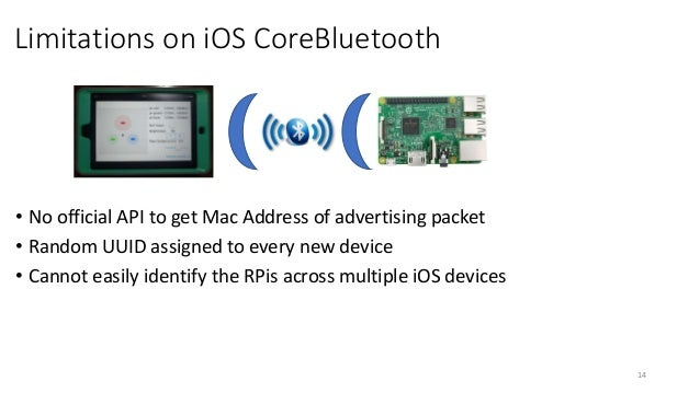 Ios Bluetooth Rssi Distance How can iOS detect bluetooth
