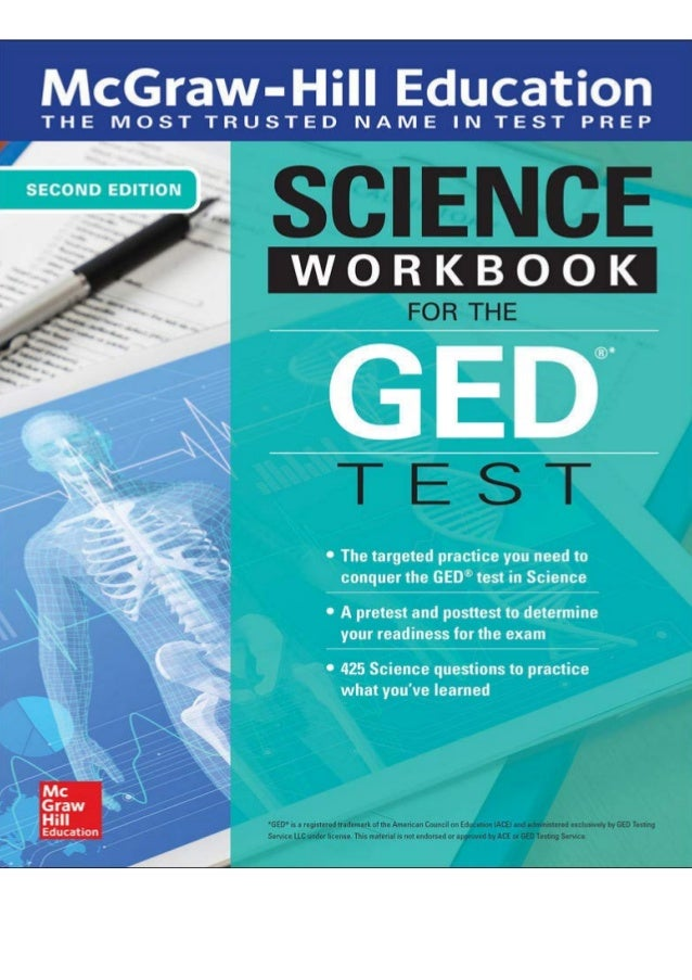 (Full pdf) Download McGraw-Hill Education Science Workbook for the GED Test, Second Edition free acces
