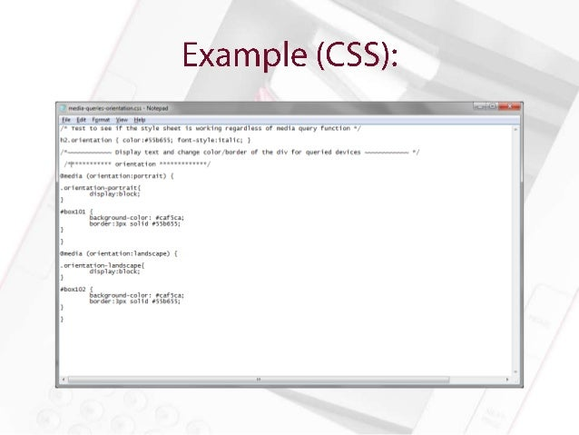 • CSS 3 (hyphenate-before, -after, -line, -character) No!         • Hyphens: none, or –webkit, -moz, and adobe variants Ye...