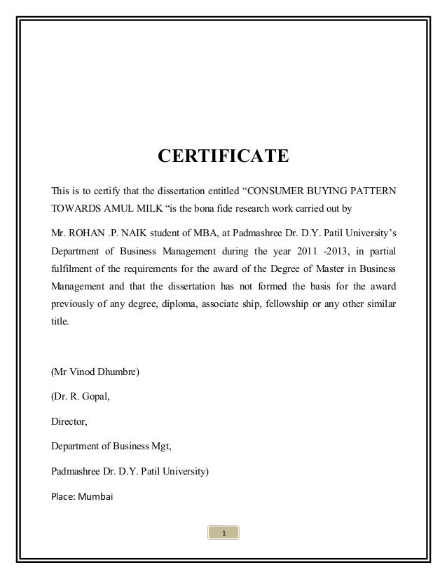 Sample company certificate for project report gallery company certificate format for project report image collections sample certificate format for project choice image certificate yadclub Choice Image