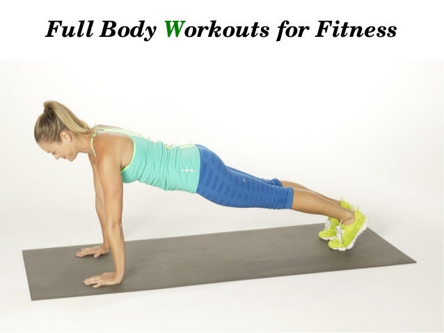 Full Body Workouts for Fitness
