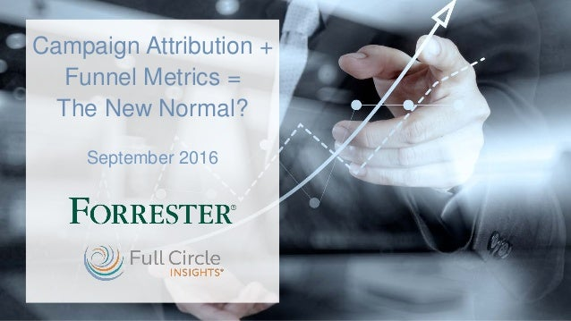 Campaign Attribution + Funnel Metrics = The New Normal? September 2016