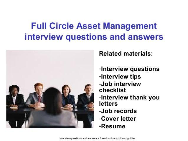 Investment management interview pdf files rekeningen betalen via gwk investments