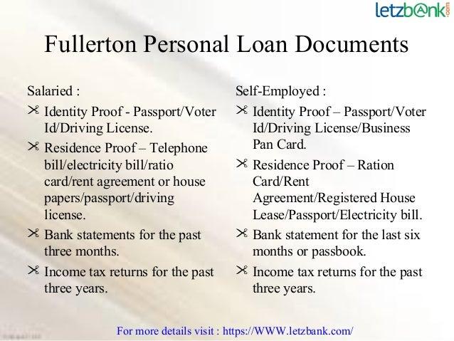 Fullerton personal loan - Letzbank - 웹
