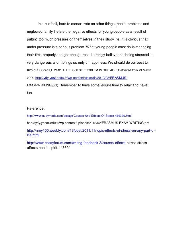 english full essay 3