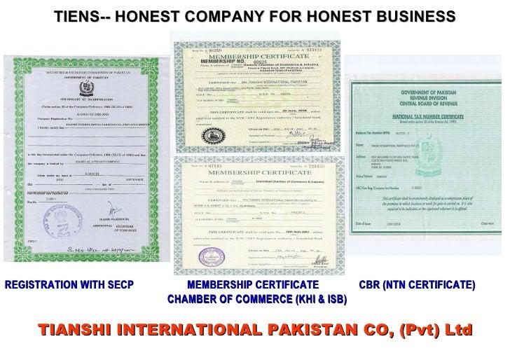 Tiens international company business plan