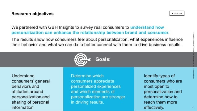 The power of me: The impact of personalization on marketing performance Slide 3