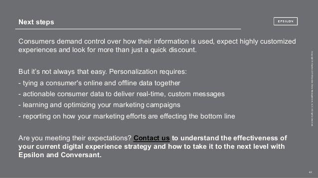 personalization in relationship marketing llc