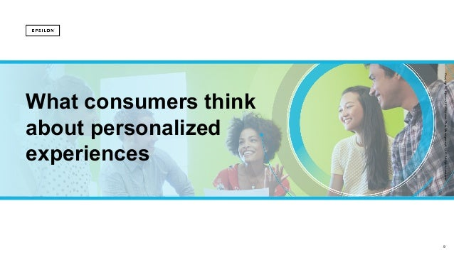 The power of me: The impact of personalization on marketing performance Slide 9