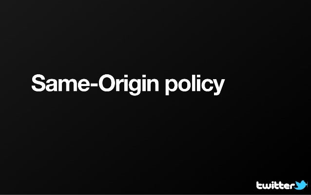 Bringing the Same-Origin Policy to its Knees