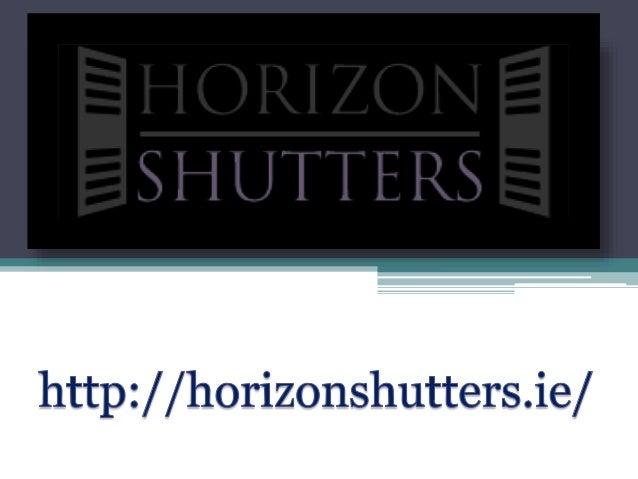 Full Height Shutters horizonshutters