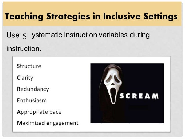 Collaborative Teaching Strategies Inclusion Classroom ~ Full inclusion special education
