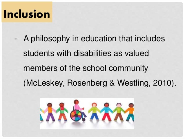 full inclusion in classrooms Does inclusion help students: perspectives from regular education and regular education students in inclusive classrooms mainstreaming to full inclusion.