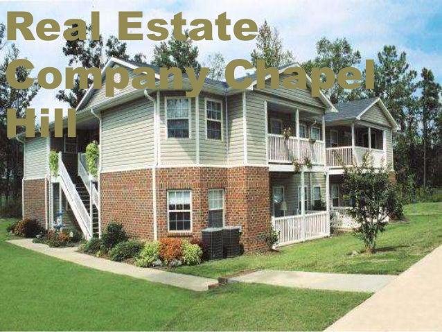 Real Estate Company Chapel Hill
