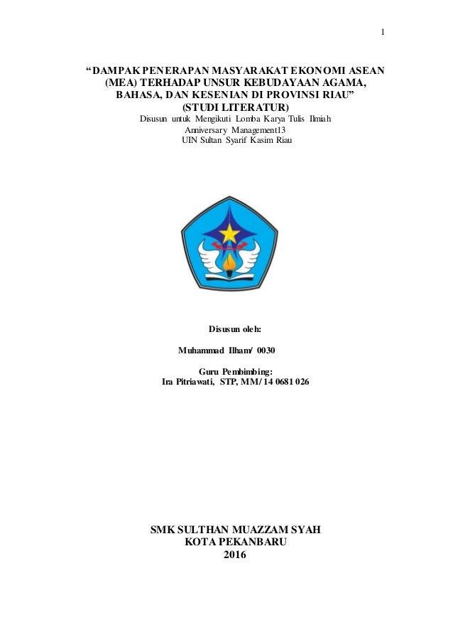 essay budaya indonesia sosial untuk aec (masyarakat ekonomi acean) 2015