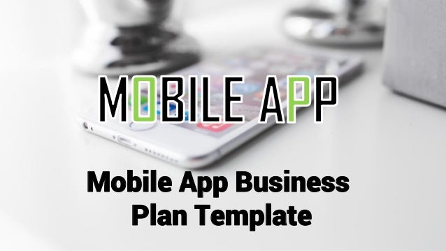 Mobile app business plan friedricerecipe Image collections
