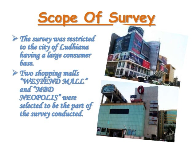 The future of the shopping mall