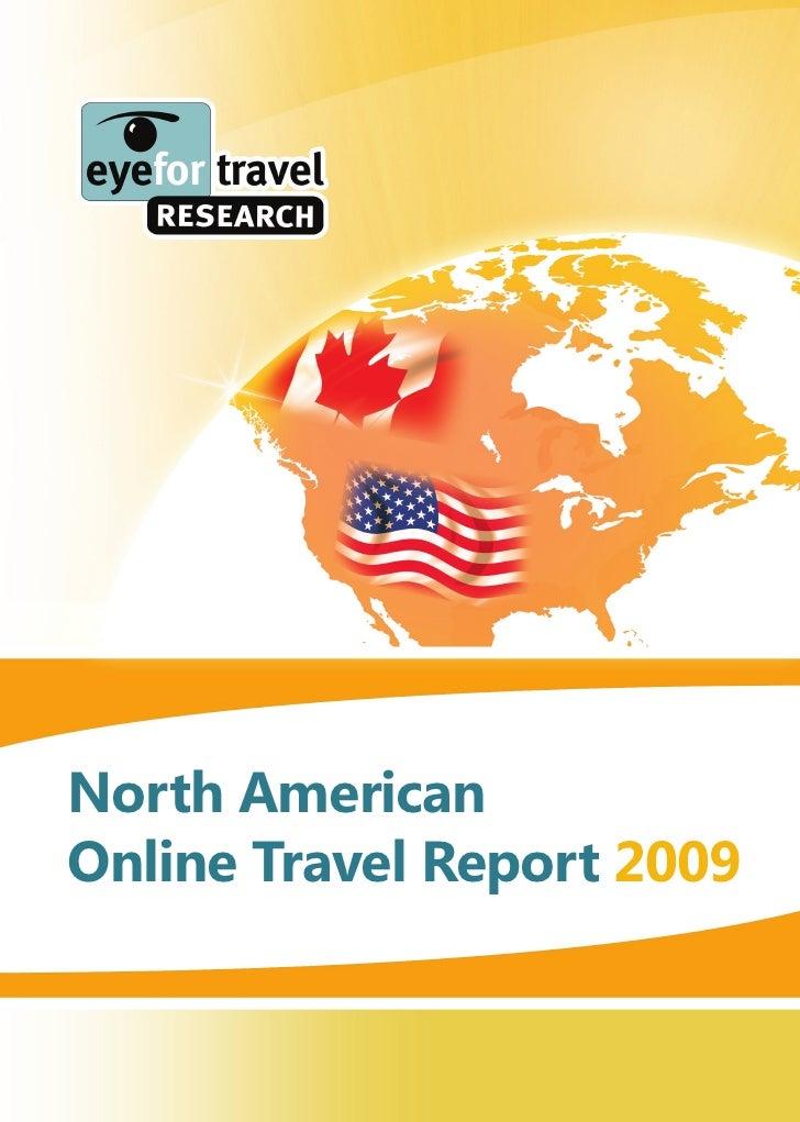 North American Online Travel Report 2009