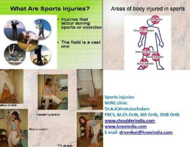 Sports injuries Doctor in Chennai- Treatment for knee and shoulder injuries by key hole surgery