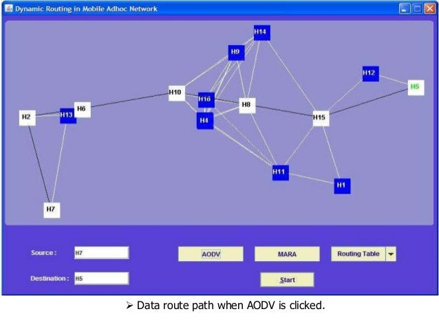 Network Diagram With Hackfinder Implemented