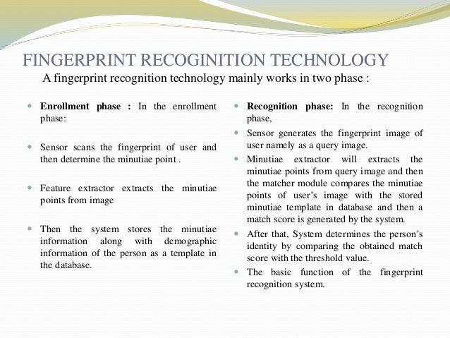 "FingerPrint Recognition Using Principle Component Analysis(PCA)"""