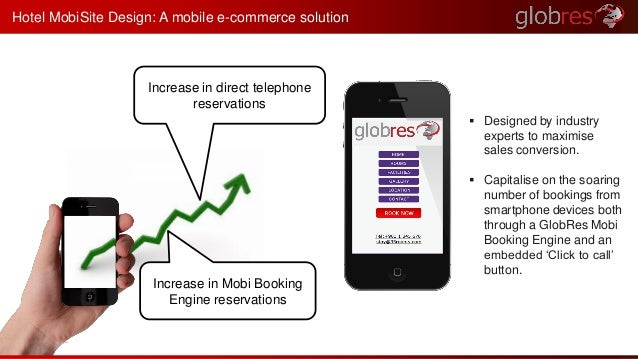  Designed by industry  experts to maximise  sales conversion.   Capitalise on the soaring  number of bookings from  smar...
