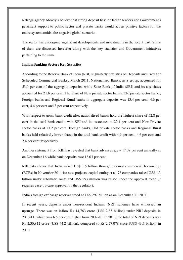 financial ratios for banks pdf