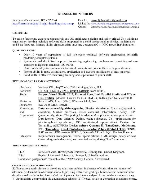 Full resume dr_russell_john_childs_2016