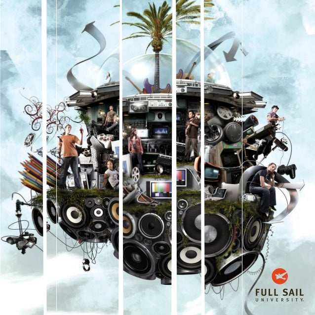 Full Sail University Brochure - Full sail university game design