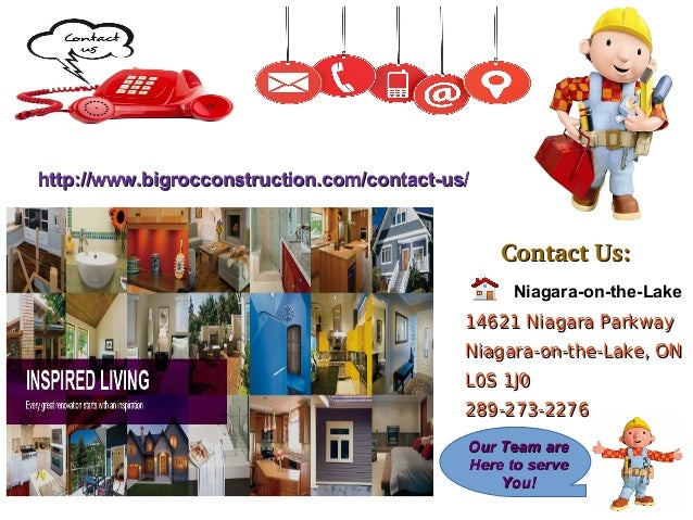 full service construction  u0026 renovation company in niagara