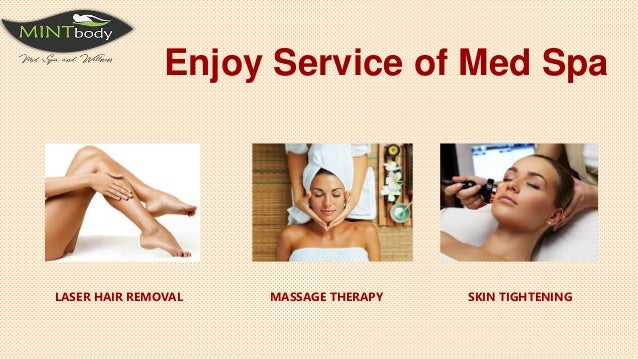 Full Service Med Spa Near Me | Spa, Therapy & Treatment
