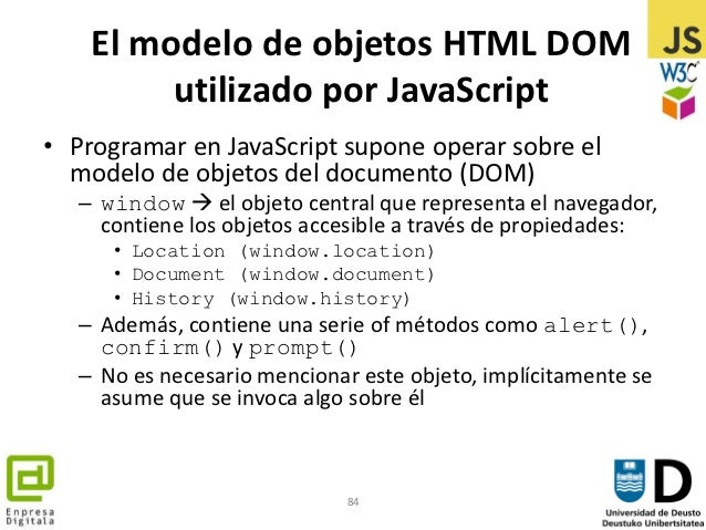 Full stack javascript desarrollo integral de aplicaciones for Window onload javascript