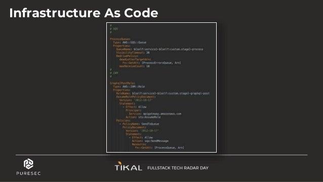 IaC Frameworks For Serverless