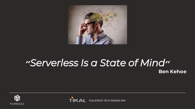 HowTo DevOps in the Serverless World?