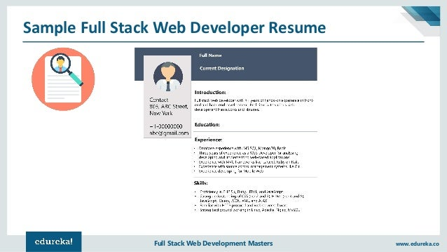full stack developer jobs  salary  u0026 resume