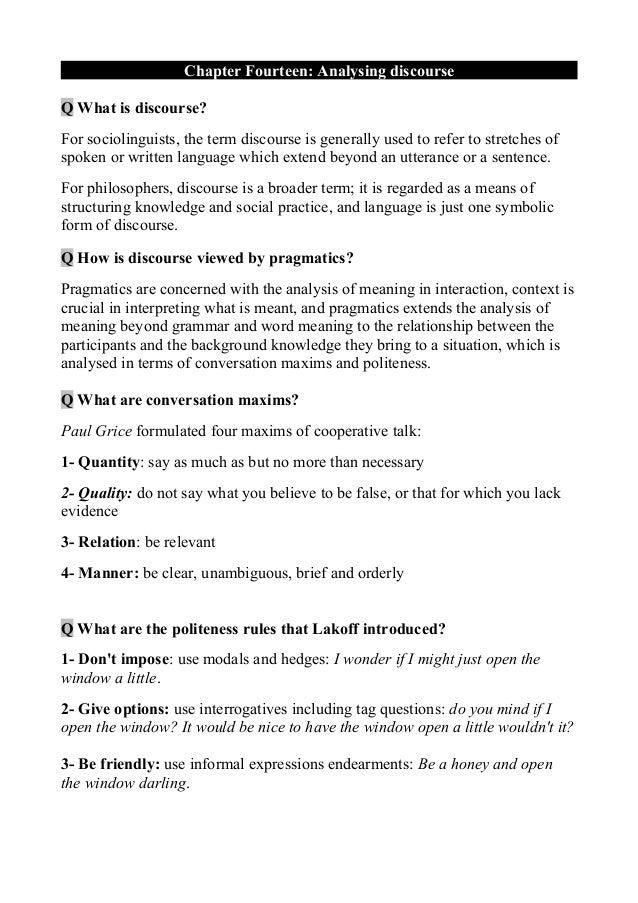 Full summary an_introduction_to_sociolinguistics