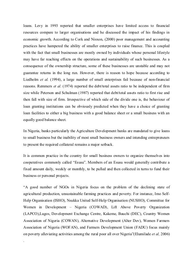 Role of ngos in rural development thesis