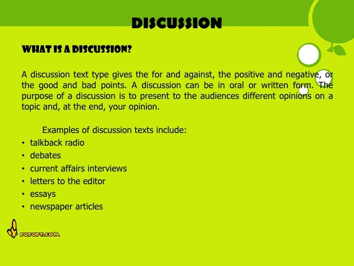 types of essays examples