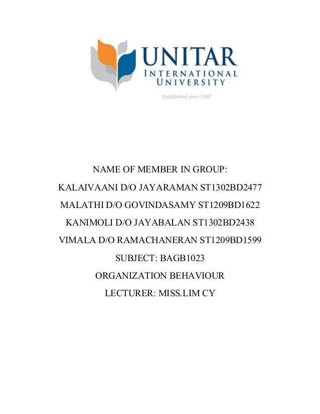 NAME OF MEMBER IN GROUP: KALAIVAANI D/O JAYARAMAN ST1302BD2477 MALATHI D/O GOVINDASAMY ST1209BD1622 KANIMOLI D/O JAYABALAN...