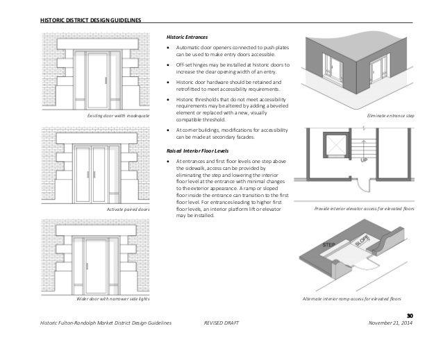 Randolph-Fulton Market Historical District Guidelines