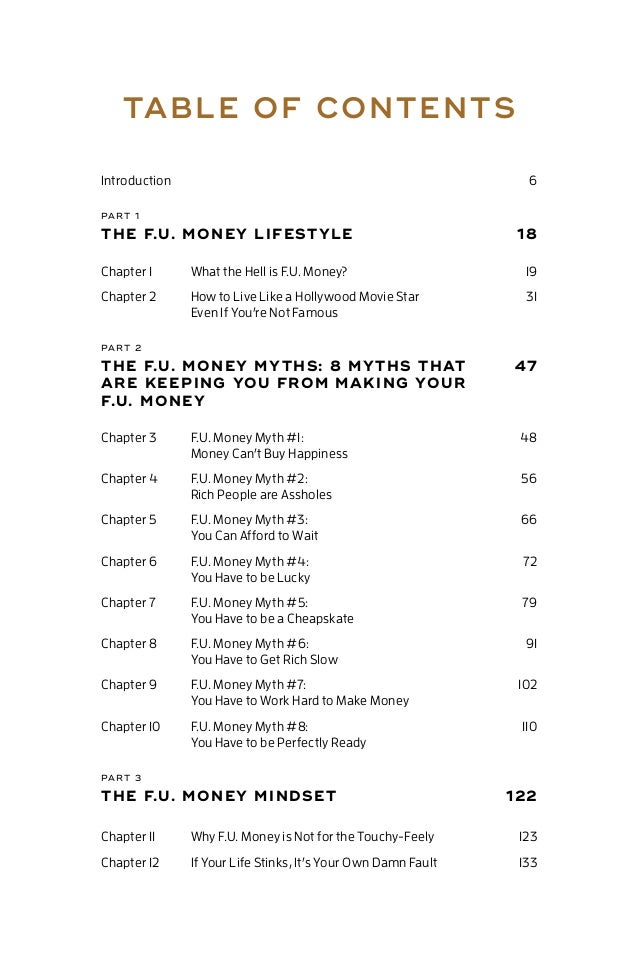 TABLE OF CONTENTS Chapter 17 The Power of Setting D.I.G. 176 Chapter 18 What You Can Learn from Soup Nazi About Dealing wi...