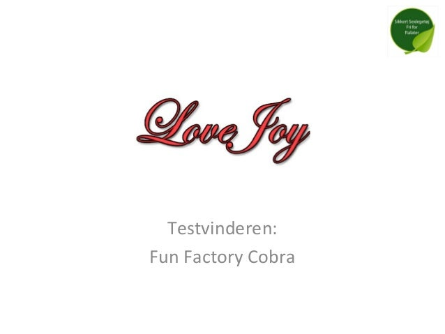 jojclub cobra fun factory
