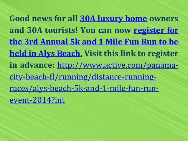 Panama city beach 5k 2014