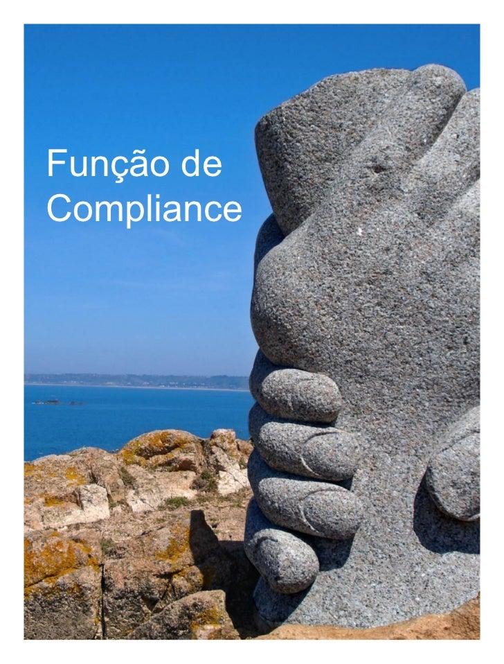 Função deCompliance