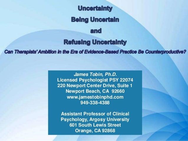 Powerpoint Templates Page 1 Powerpoint Templates James Tobin, Ph.D. Licensed Psychologist PSY 22074 220 Newport Center Dri...