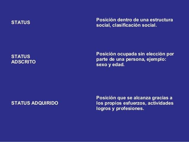 Estratificación Social Funcionalismo Y Marxismo Profesor