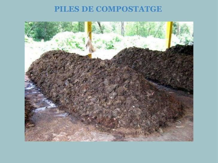 PILES DE COMPOSTATGE