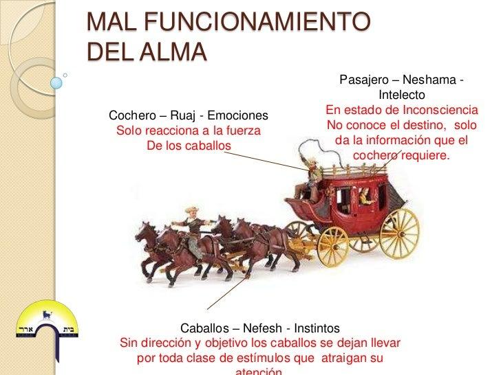MAL FUNCIONAMIENTODEL ALMA                                          Pasajero – Neshama -                                  ...
