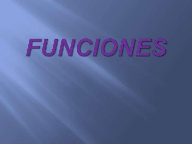 Es una relación que cumple dos condiciones: Unicidad: Para cada punto de A, existe un único punto de B. Existencia: Para c...